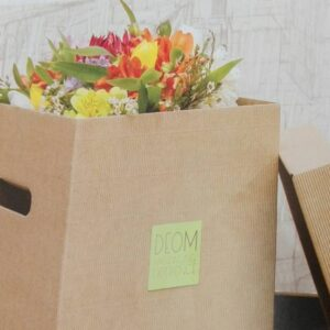 bouquet box
